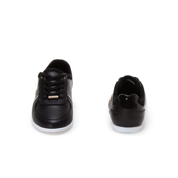 Черные женские кеды Lacoste Rey Sport 118 1