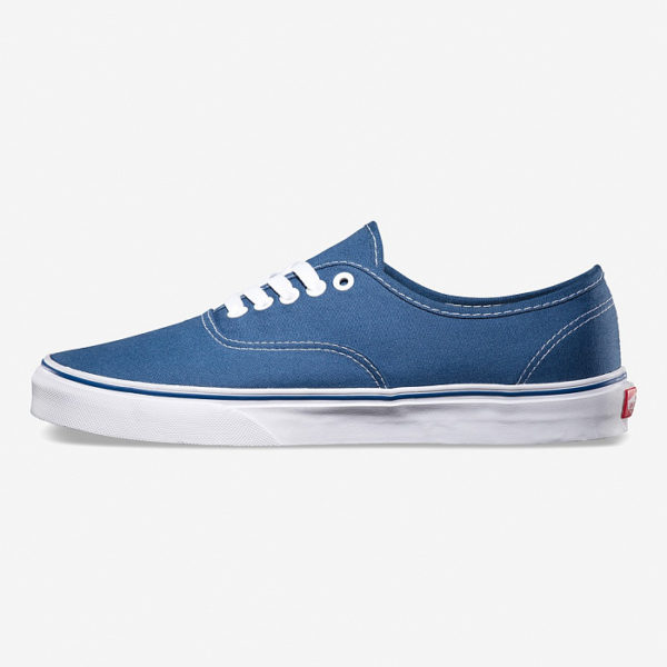 Кеды Vans Authentic Blue