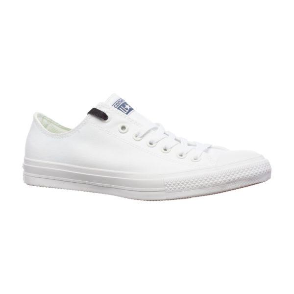Белые кеды Converse Chuck Tailor All Star 2 white Ox