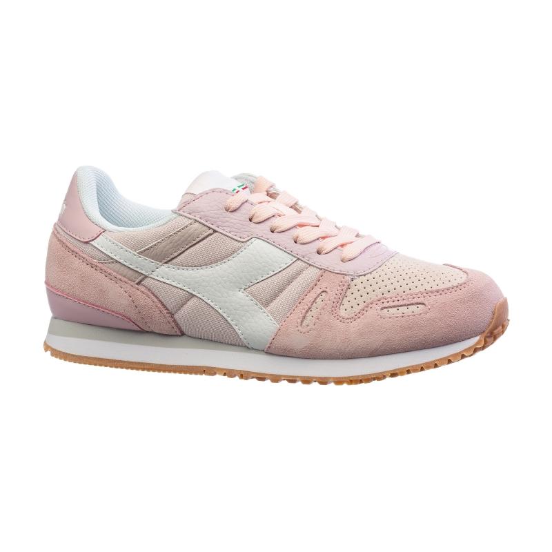 Женские розовые кроссовки Diadora Titan Soft