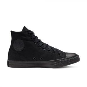 Высокие черные кеды Converse M3310