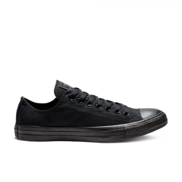 Кеды Converse низкие черные М5039