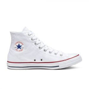 Белые кеды Converse Chuck Tailor All Star Core High M7650
