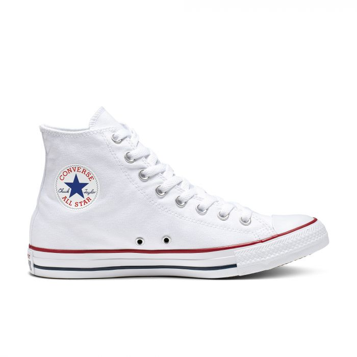 Белые кеды Converse Chuck Tailor All Star Core High M7650