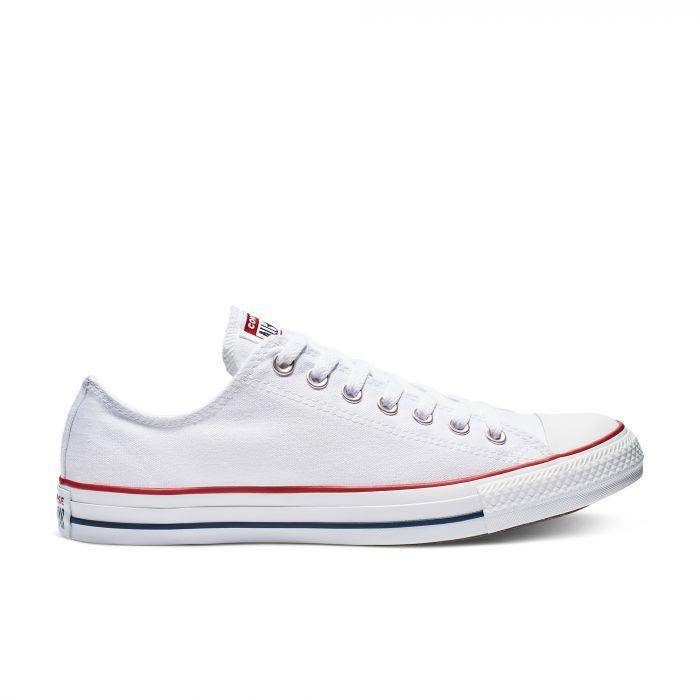 Белые кеды Converse Chuck Tailor All Star Core Low Top M7652