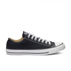 Низкие черные кеды Converse Chuck Tailor All Star Core Low Top M9166
