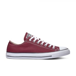 Бордовые кеды Converse Chuck Tailor All Star Core M9691