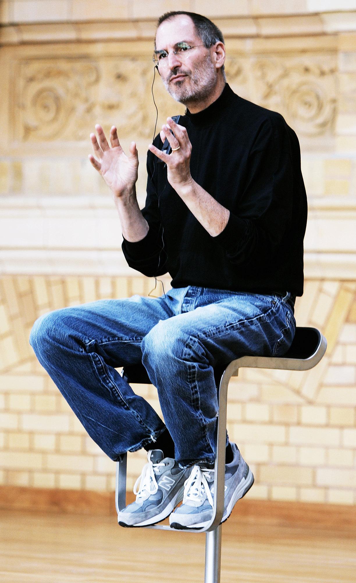 Steve Jobs NB