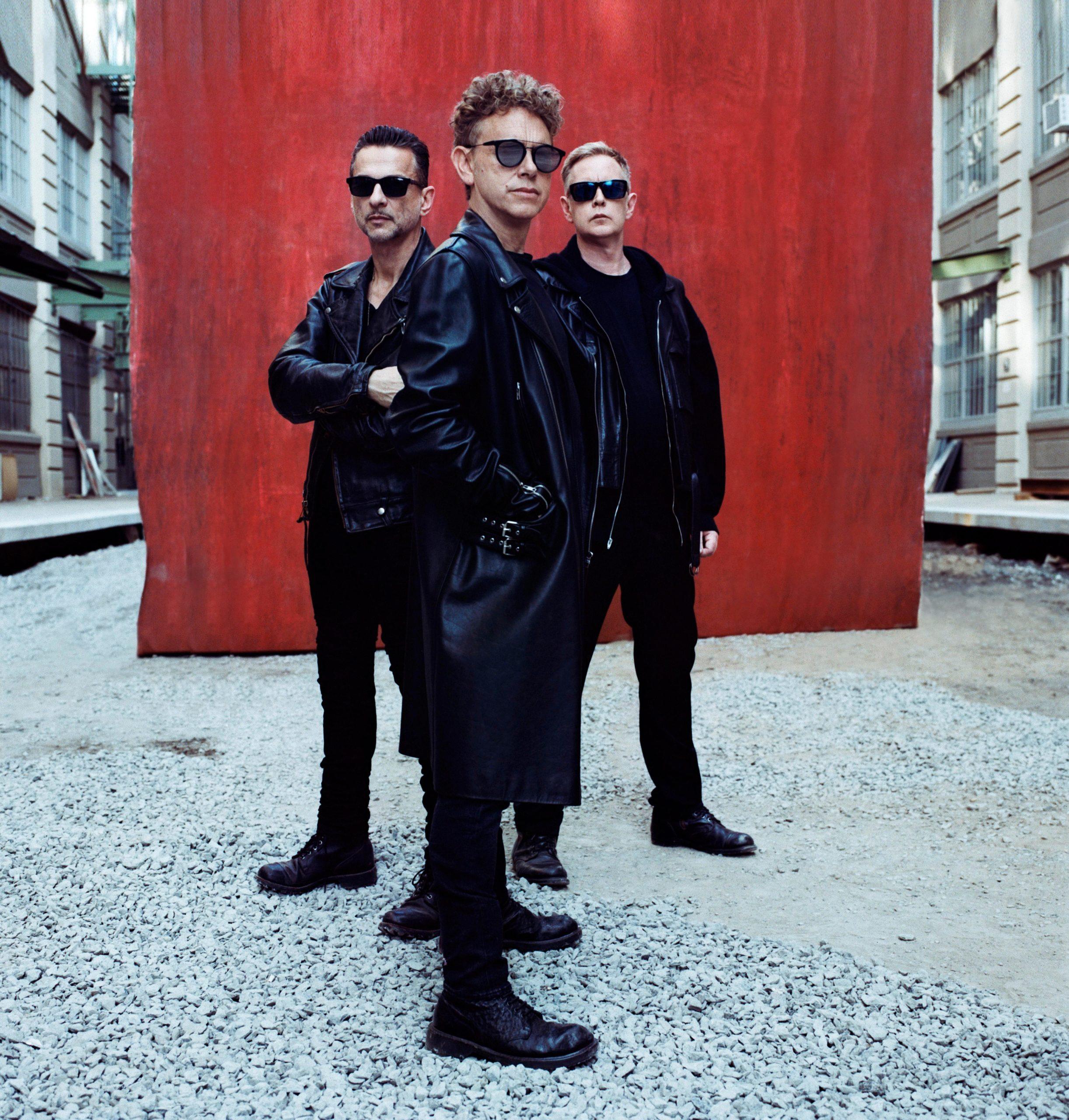 Depeche Mode DrMartens