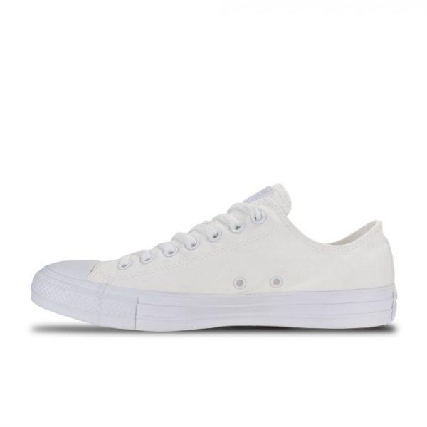 Полностью белые кеды Converse 1U647