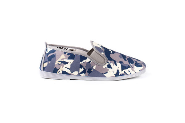 Flossy TALLE Grey