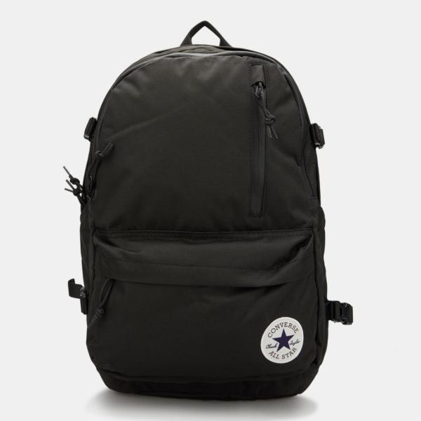 Черный рюкзак Converse BackPack Straight EDGE