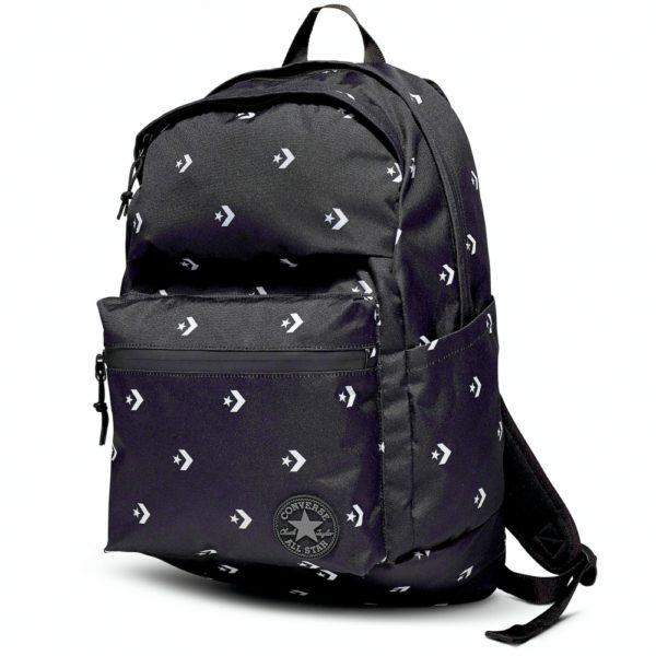 Рюкзак Converse со звездами poly chuck plus