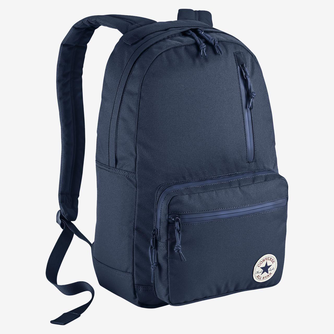 синий рюкзак Converse GO BackPack