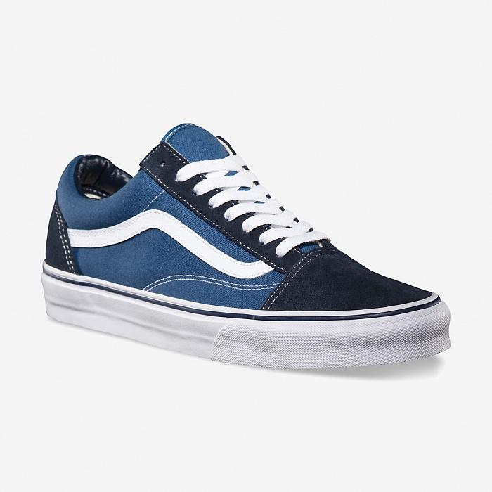 Vans Old Scool синие