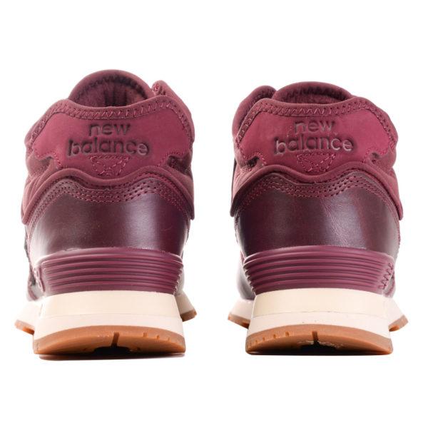 Женские кожаные кроссовки NewBalance 574 MID