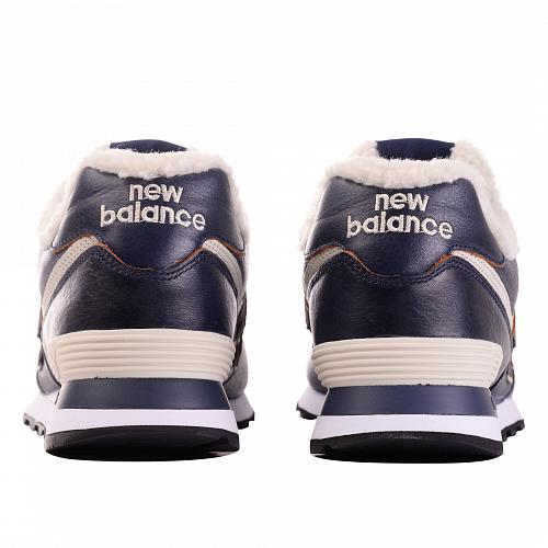 Зимние кроссовки NewBalance 574WNF