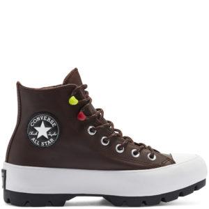 Зимние Converse на платформе Lugged Winter