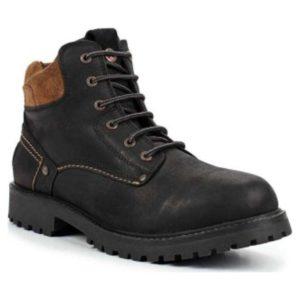 Мужские Зимние ботинки Wrangler Creek Fur S Black