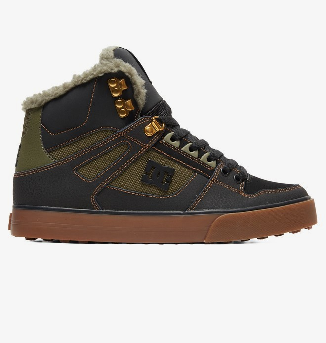 Ботинки DC Pure High Top Winter