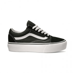 Vans Old Platform Black/White