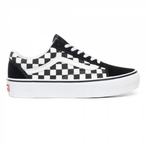 Vans Old Platform Checkerboard