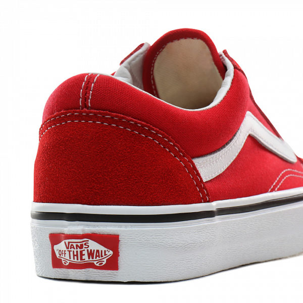 Vans Old Skool красные