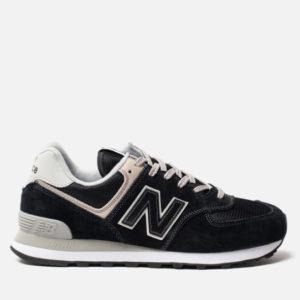 New Balance черные