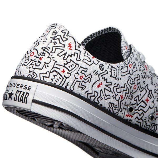 Converse Keith Haring Ox