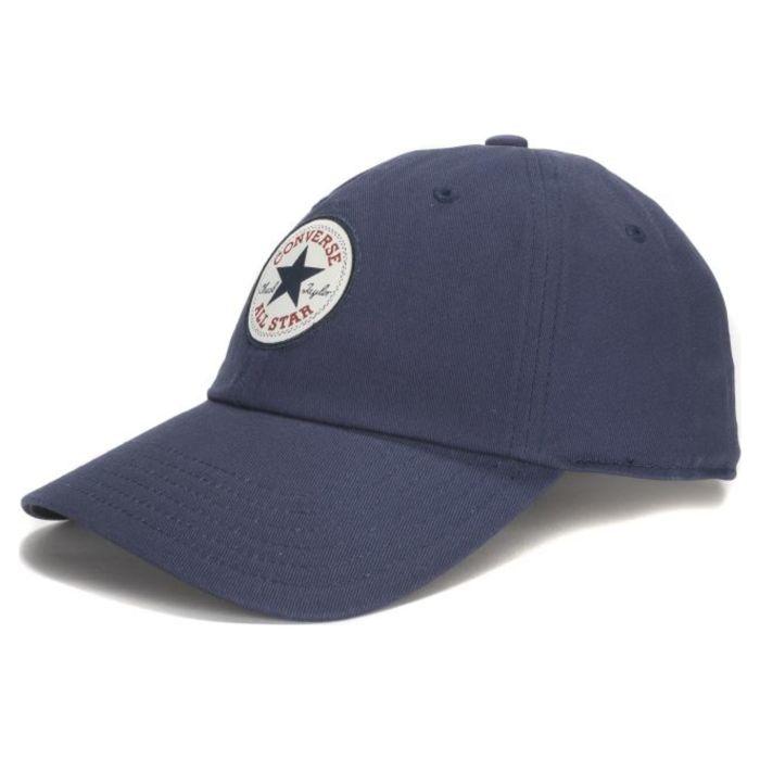 синяя бейсболка Converse