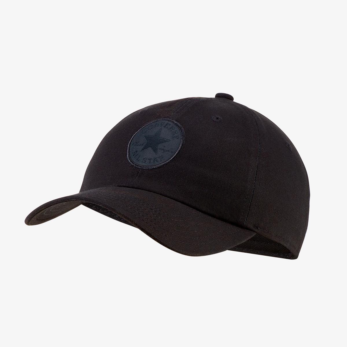 черная кепка Converse