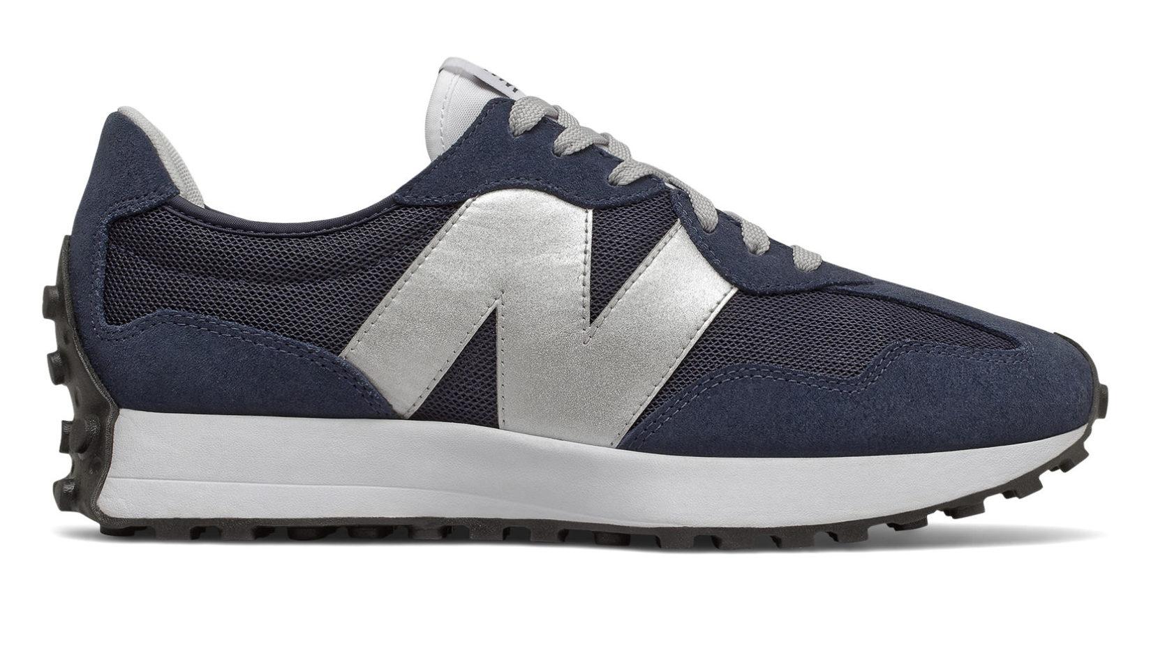 New Balance 327 Синие
