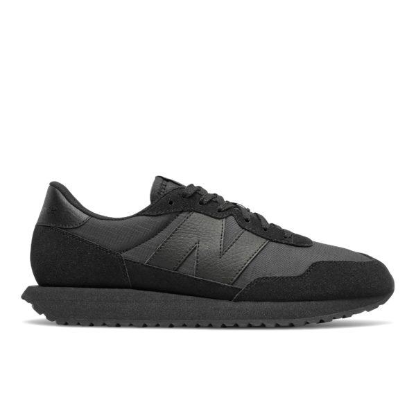 New Balance 237 черные